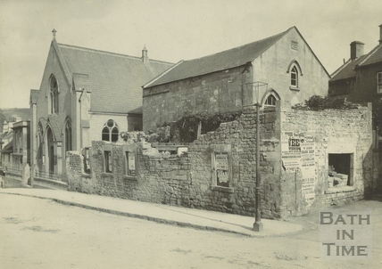 Methodist and Ebenezer Chapel, Box c.1905