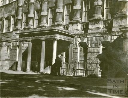 Grosvenor Place, Bath c.1930