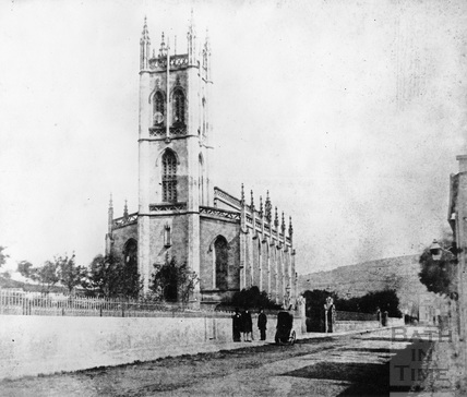 St. Saviour's Church, Larkhall, Bath 1849