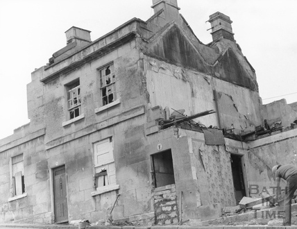 8, Worcester Buildings, Larkhall, Bath 1974
