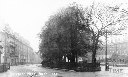 Grosvenor Place, Bath c.1914
