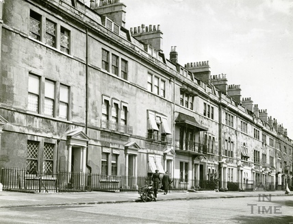 Beaufort East, Bath late 1930s