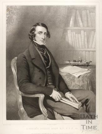 G. Poulett Scrope Esq. 1848