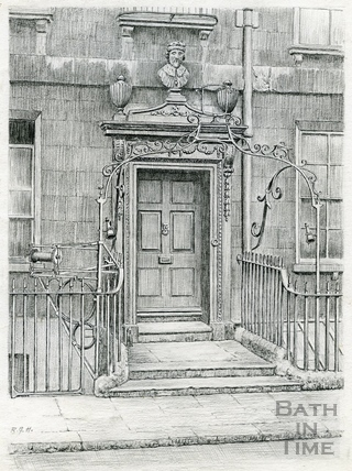 Alfred House, 14, Alfred Street, Bath 1939