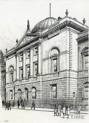 The Guildhall, High Street, Bath 1939