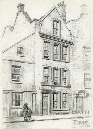 4a & 5, St. James's Street (South), Bath 1939
