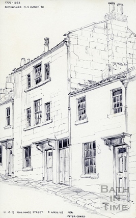 11, 10, 9, Ballance Street, Bath 8 Apr 1969