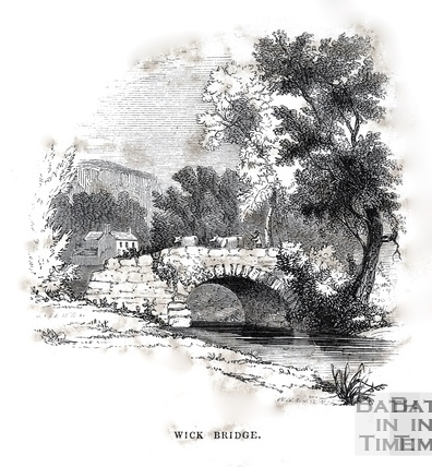 Wick Bridge, Gloucestershire 1848