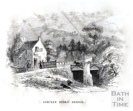 Limpley Stoke Bridge 1848