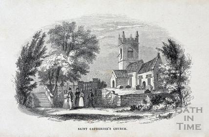 Saint Catherine's Church 1848