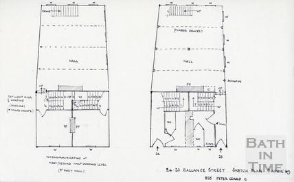 23 24, Ballance Street, Bath 8 Apr 1969