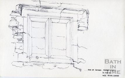 No. 7 Broad Street, Bath 21 Feb 1975