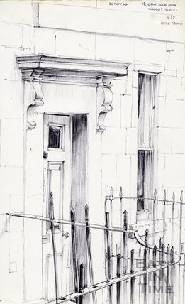 12, Chatham Row, Bath 1966