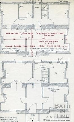 Dial House, 91, Church Street, Combe Down, Bath 1967