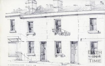 16 & 17, Brougham Hayes, East Twerton, Bath 1971
