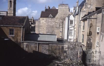 Abbeygate Street, Bath 1982