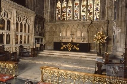 The Sanctuary, Bath Abbey, Bath