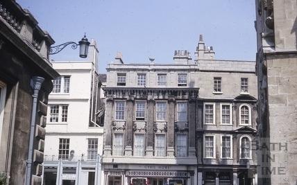Abbey Church Yard, Bath 1960s?