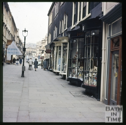 Old Bond Street, Bath c.1965