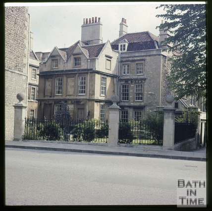 St. John's Hospital, Chapel Court, Bath c.1965