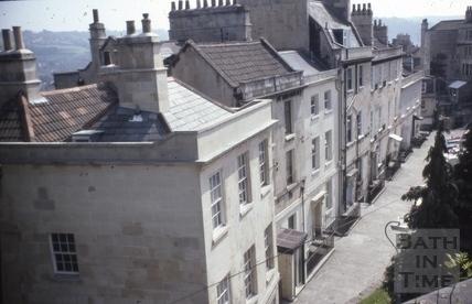 Ainslie's Belvedere, Bath 1982