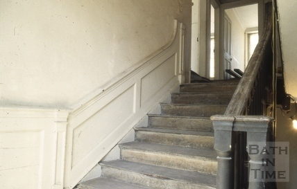 Staircase, Elton House, 2, Abbey Street, Bath 1994