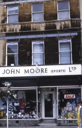 13, Argyle Street, Bath 1986