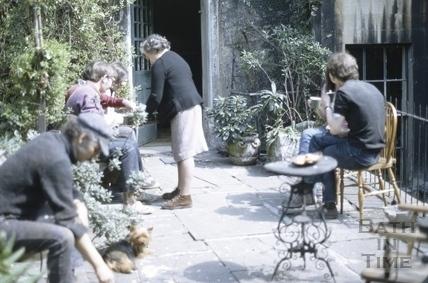 Garden, 2, Abbey Street, Bath 1971