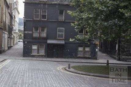 2, Abbey Green, Bath 1970
