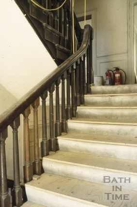 Staircase, Elton House, 2, Abbey Street, Bath 1994