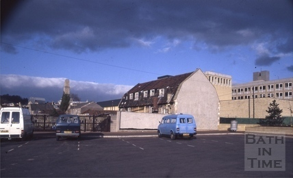 Avon Street, Bath 1998