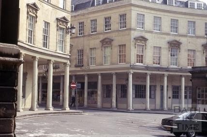 7 & 9, Bath Street, Bath 1974