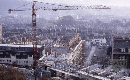 Ballance Street, Bath 1971