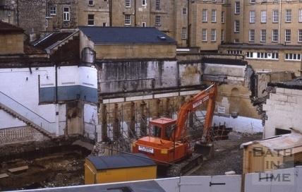 Bath Street 1986