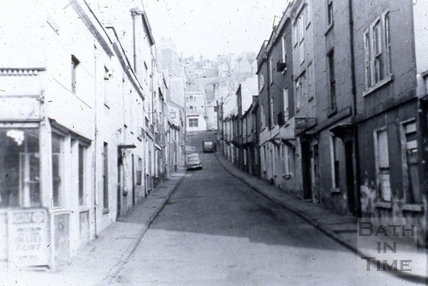 Ballance Street, Bath 1963