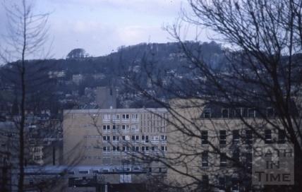 Avon Street, Bath 1989