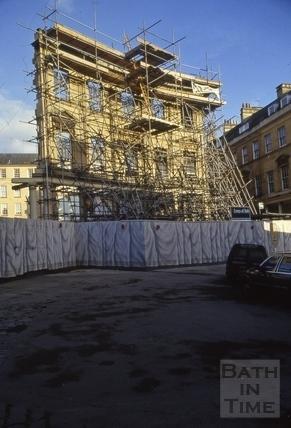 Bath Street, Bath 1986