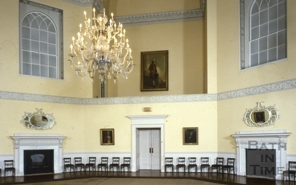The Octagon Room, Assembly Rooms, Bath
