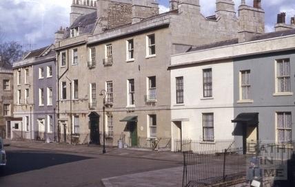 Ainslie's Belvedere, Bath 1964