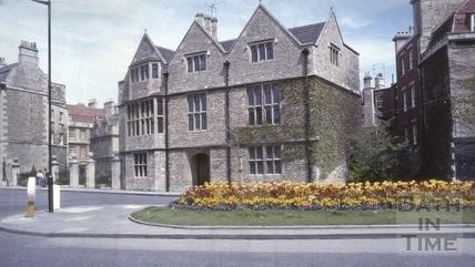 Abbey Church House, 24 & 25, Westgate Buildings, Bath c.1970