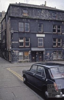 2, Abbey Green, Bath 1972