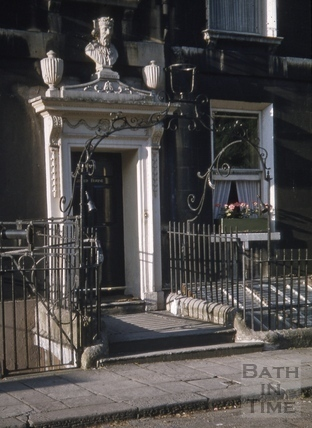 Alfred House, 14, Alfred Street, Bath 1955