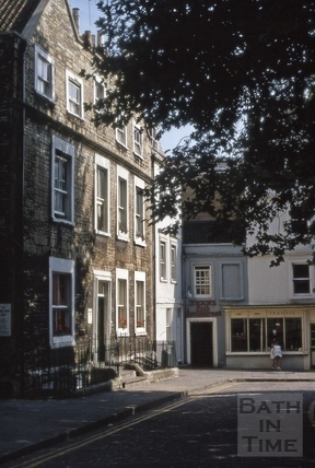 Abbey Green, Bath 1975