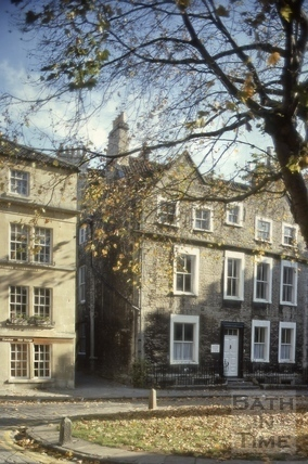 Abbey Green, Bath 1980