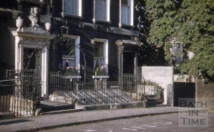15, Alfred Street, Bath 1955