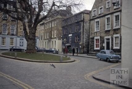 Abbey Green, Bath 1972