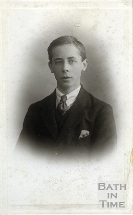 Alec Joseph Moore, aged 15 & half
