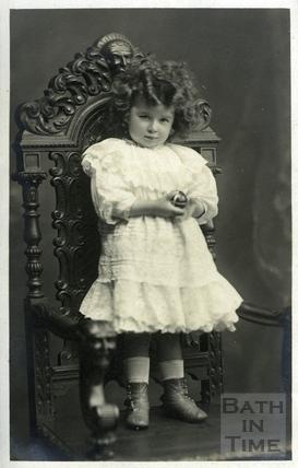 Hilda Alice Moore 1908