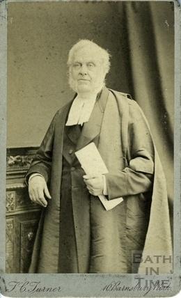 John Stone, Town Clerk, Bath