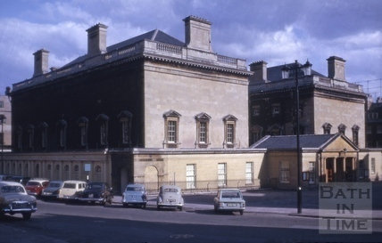 Assembly Rooms, Bath, 1964